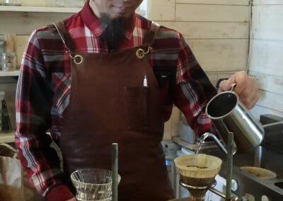 Onibus Coffee Okusawa Tokyo Japan