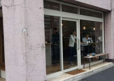 Glitch Coffee and Roasters Tokyo Japan
