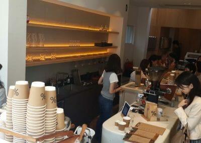 % Arabica | Kyoto Japan 4
