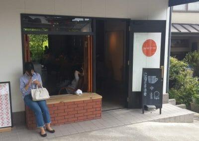 Vermillion Cafe Kyoto Japan4