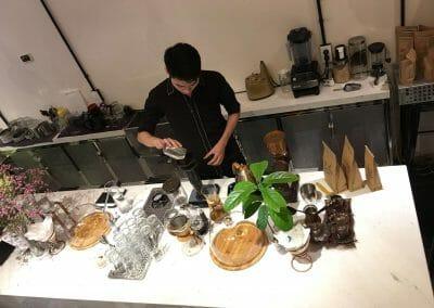 Gau Coffee Roasters Hanoi
