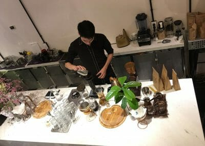 Gau Coffee Roasters Hanoi