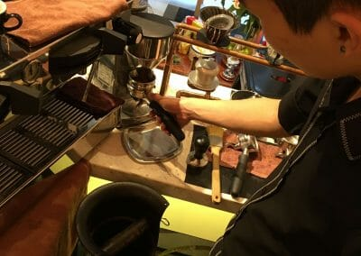 Gau Coffee Roasters Hanoi 6