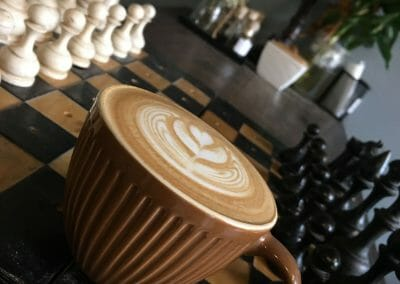 KafeVille Latte Chess 2
