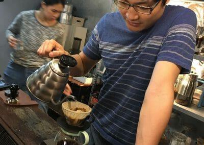KafeVille pour over Binh