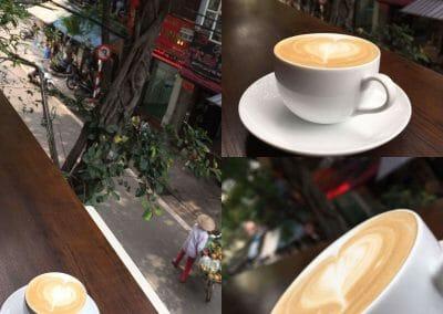 The Caffinet Latte 2