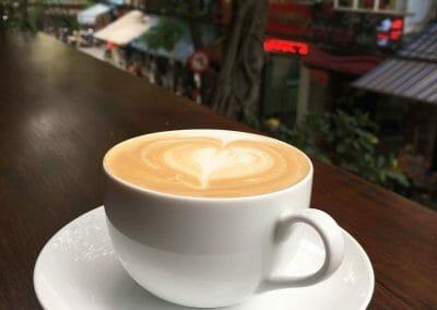 The Caffinet Latte