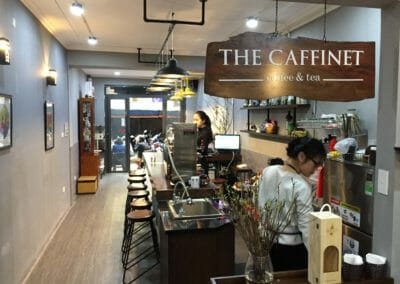 The Caffinet-3