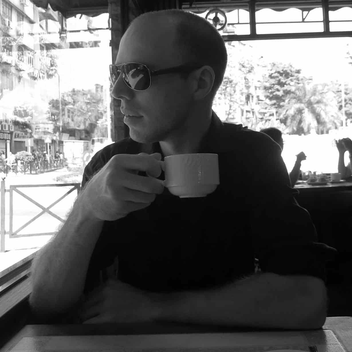Tim Coffee Geek