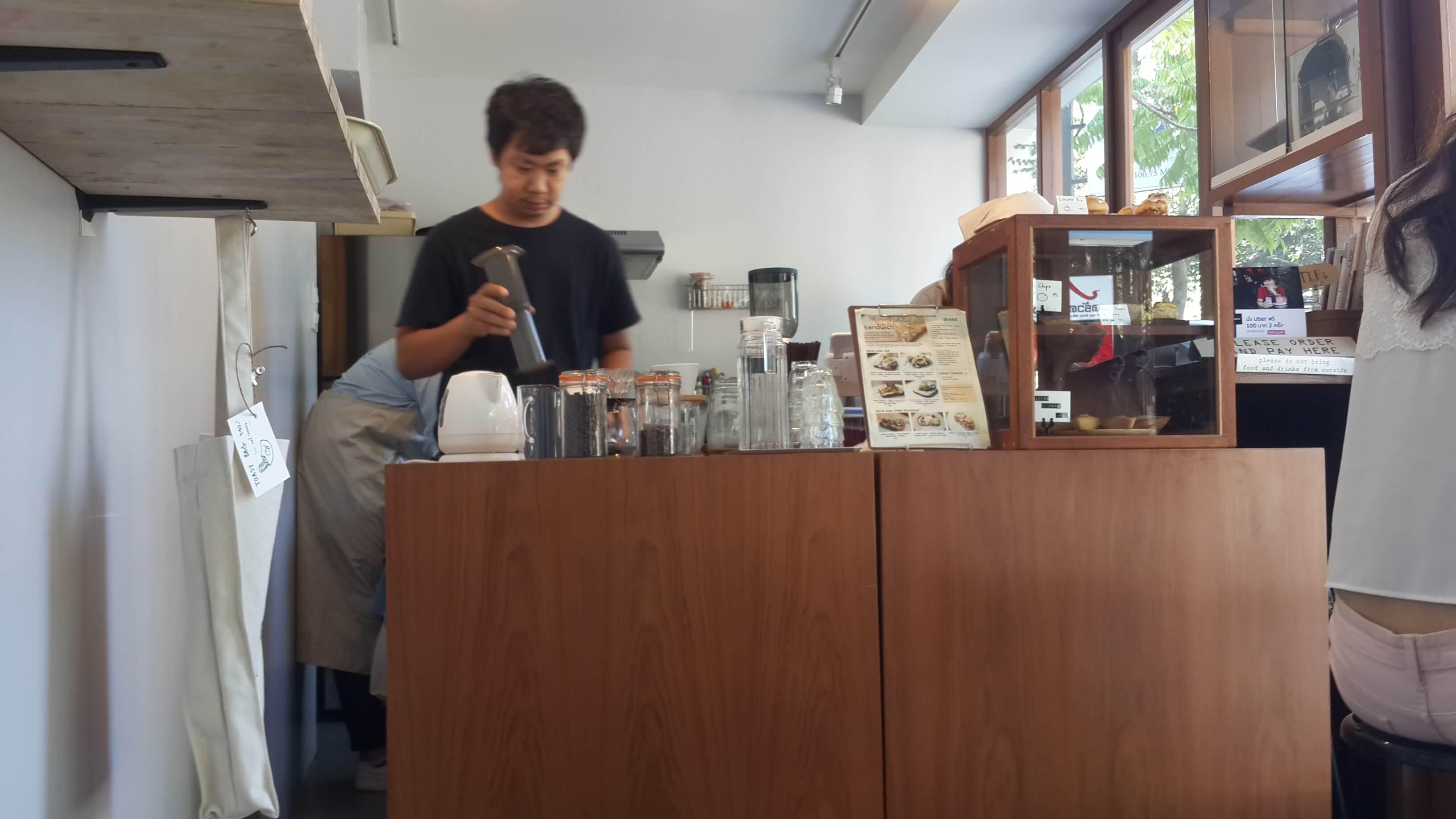 Flour Flour Cafe
