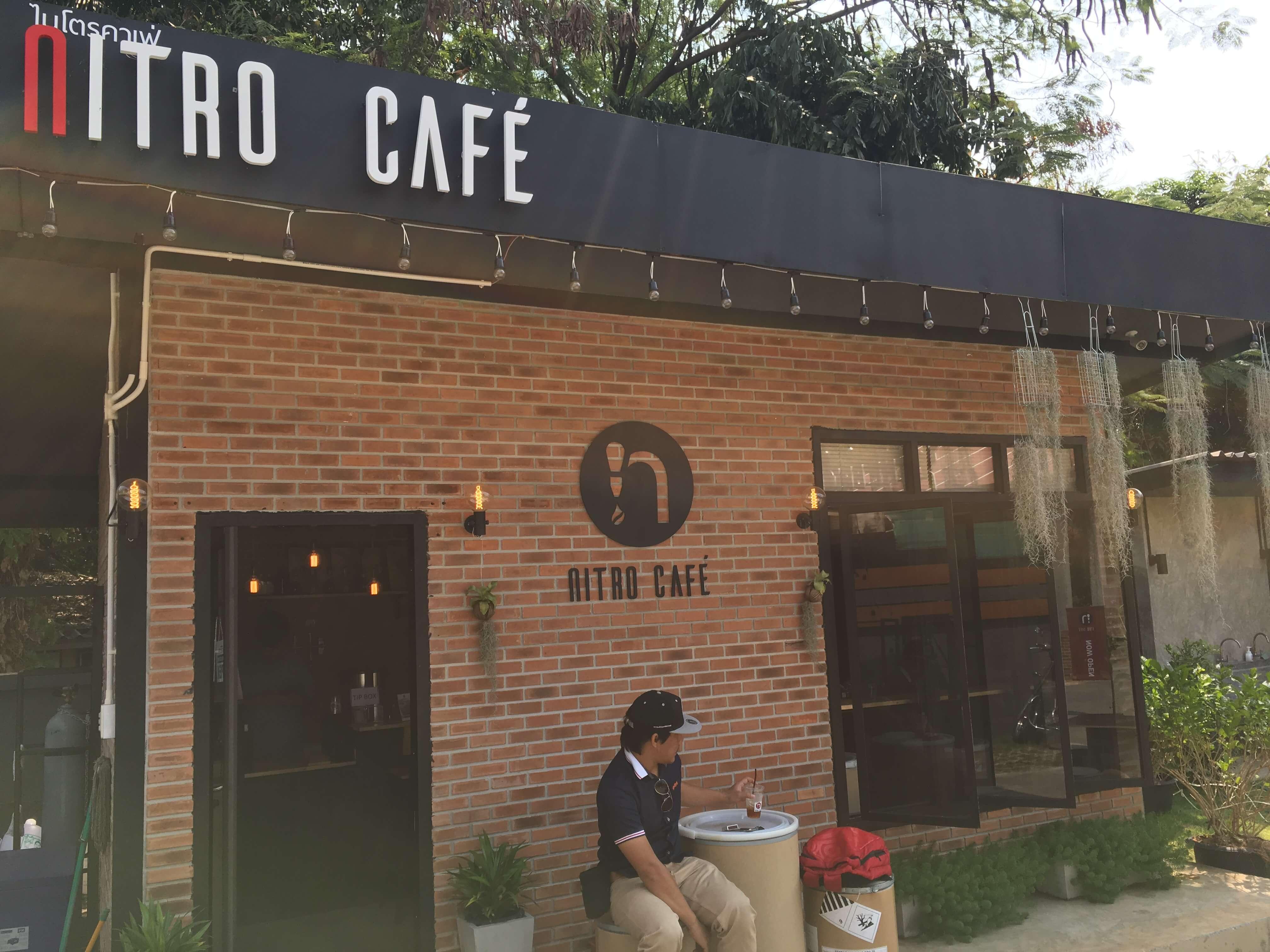 Nitro Cafe Chiangmai