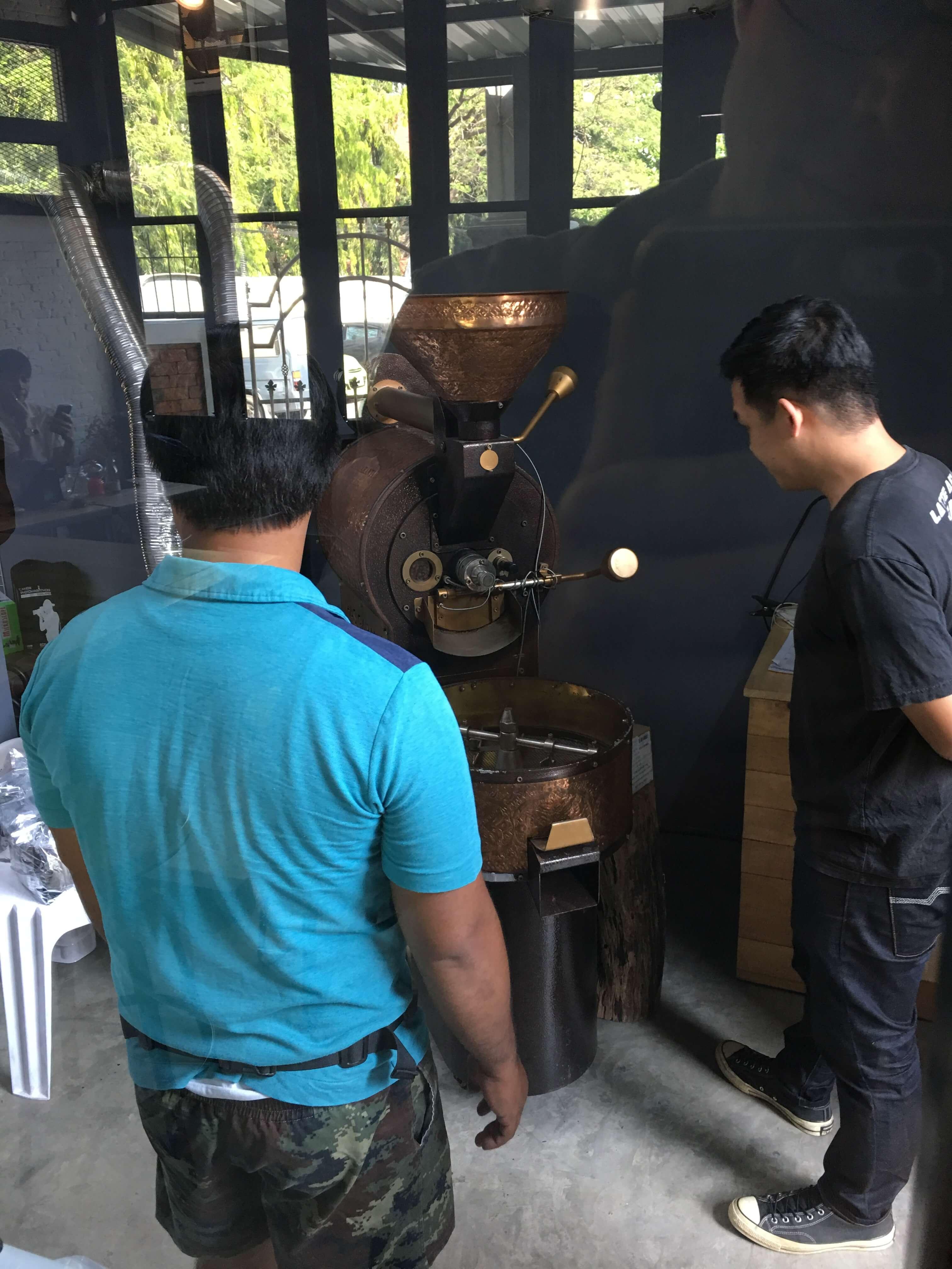 กาแฟทอฝัน ( Thor Phan Coffee )