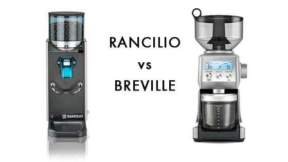 difference between rancilio