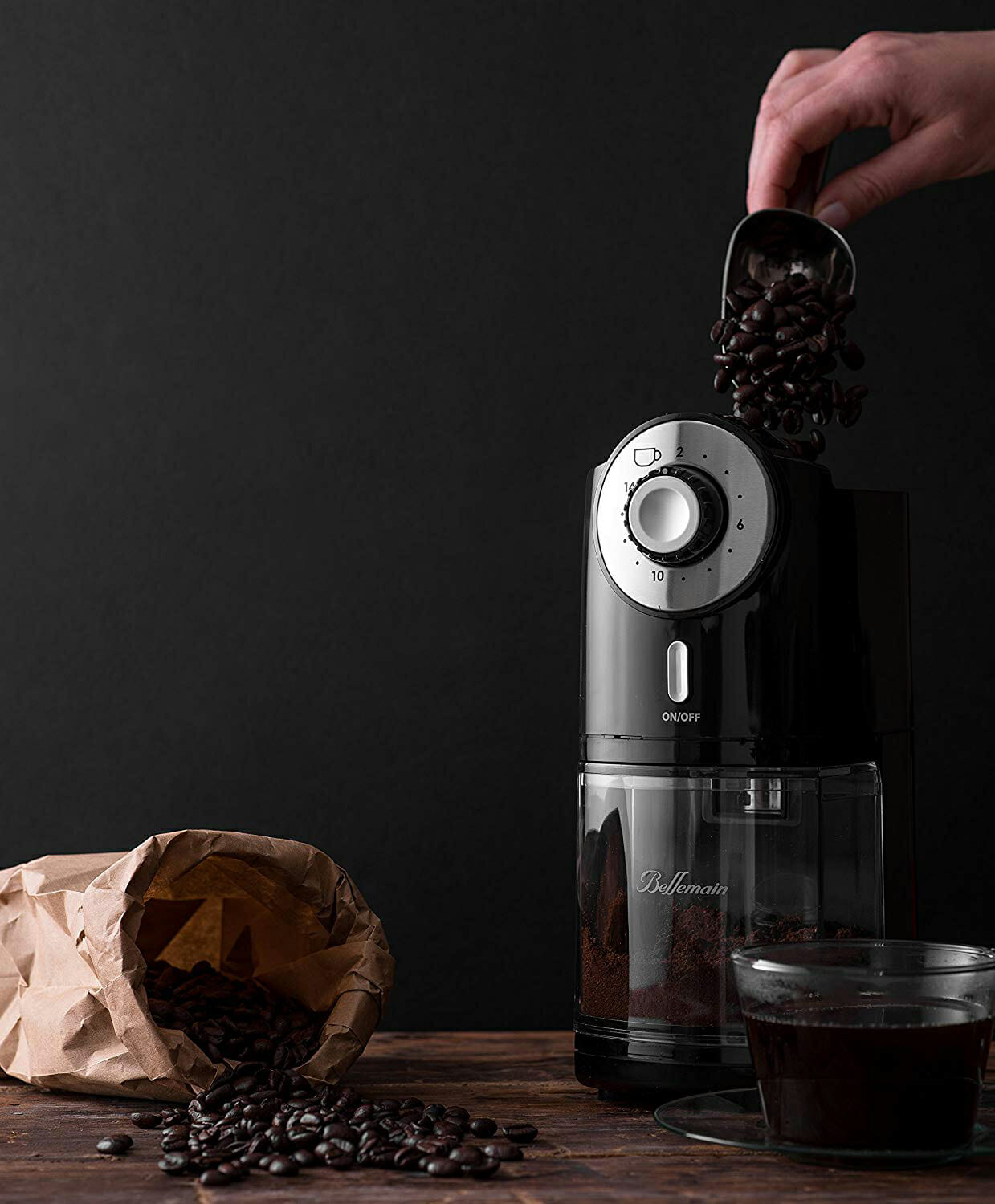 optimizing for french press and drip coffee