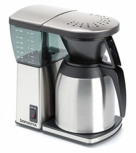 bonavita bv18000 home coffee brewer for 8 cup