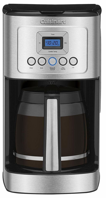 cuisinart 3200 stainless steel coffee machine