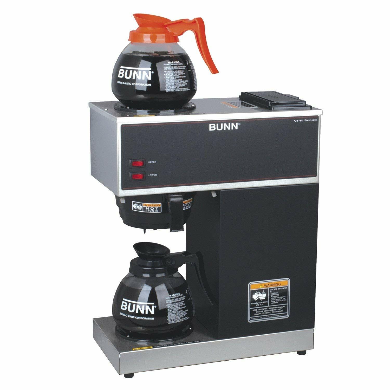 33200.0015 VPR 2GD coffee maker reviews