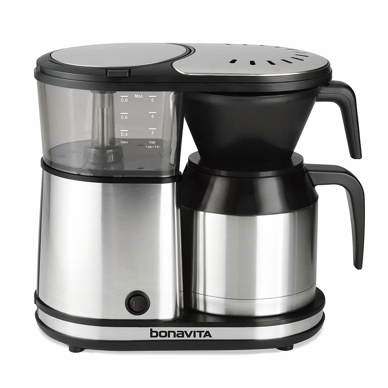 BV1500TS drip coffee machine