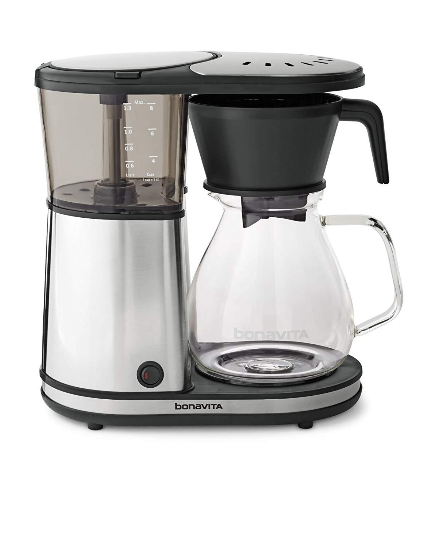 the new BV1901GW brewing machine
