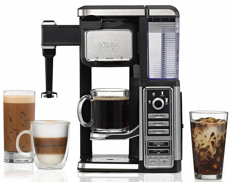 auto iQ coffee maker