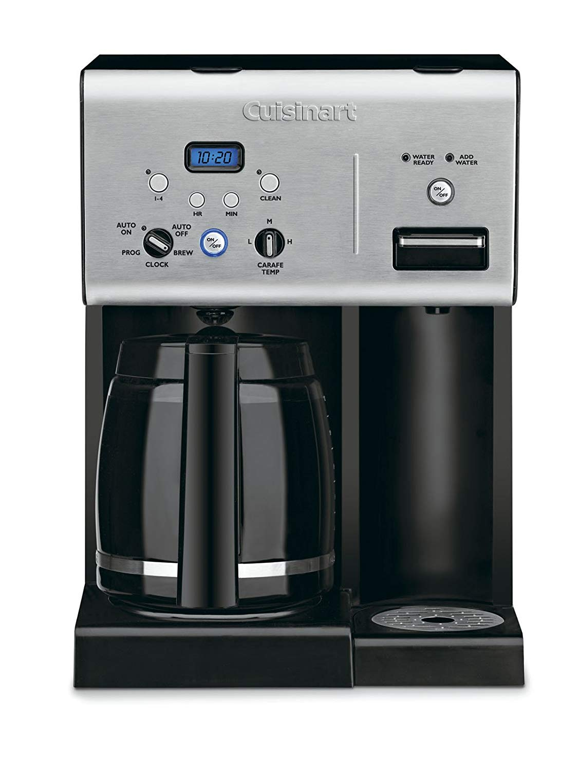 stainless steel 12 cup coffee maker