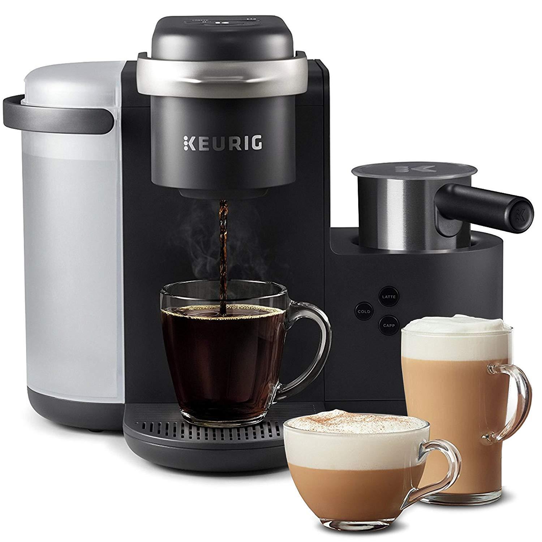 K-Cafe single serve brewing