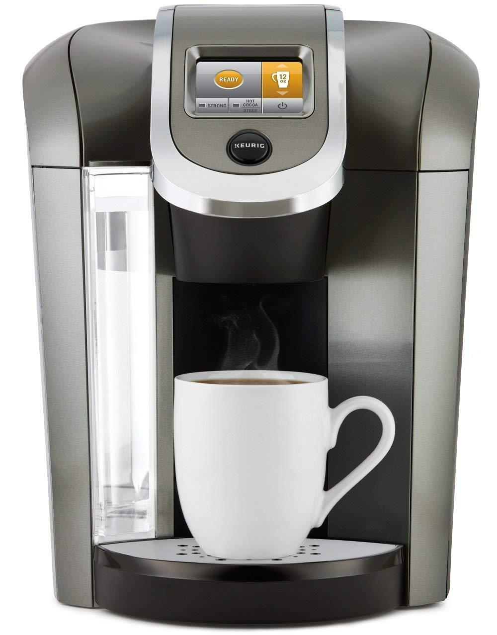 top keurig single cup coffee maker