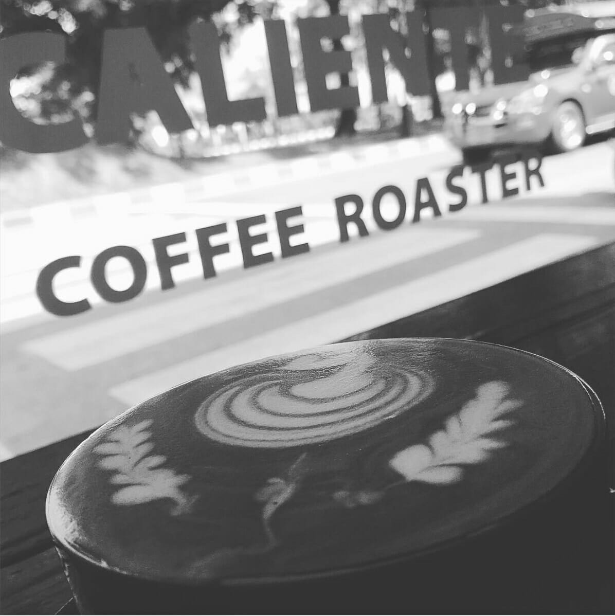 Caliente Coffee Roaster
