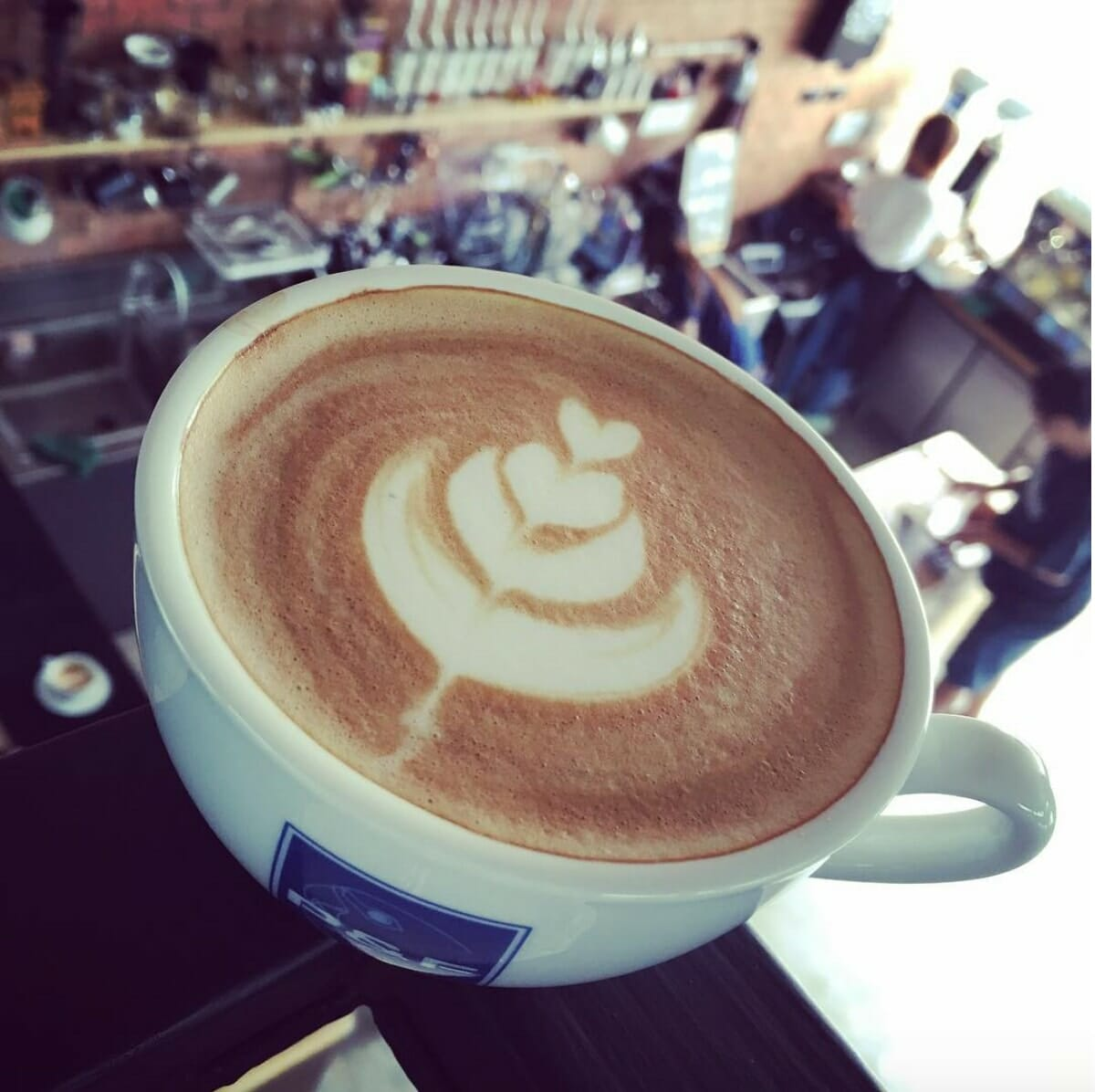 Cr. Suan Pailom Coffee Roasting.
