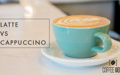 Latte vs Cappuccino – What's The Difference?