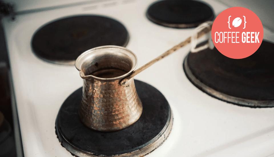 Turkish Coffee Method