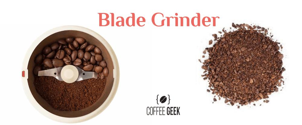 Blade grinder