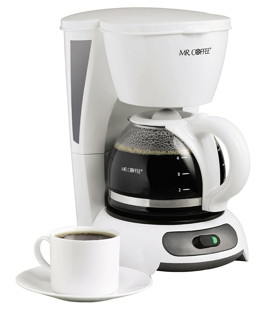 Mr. Coffee 4-Cup Switch