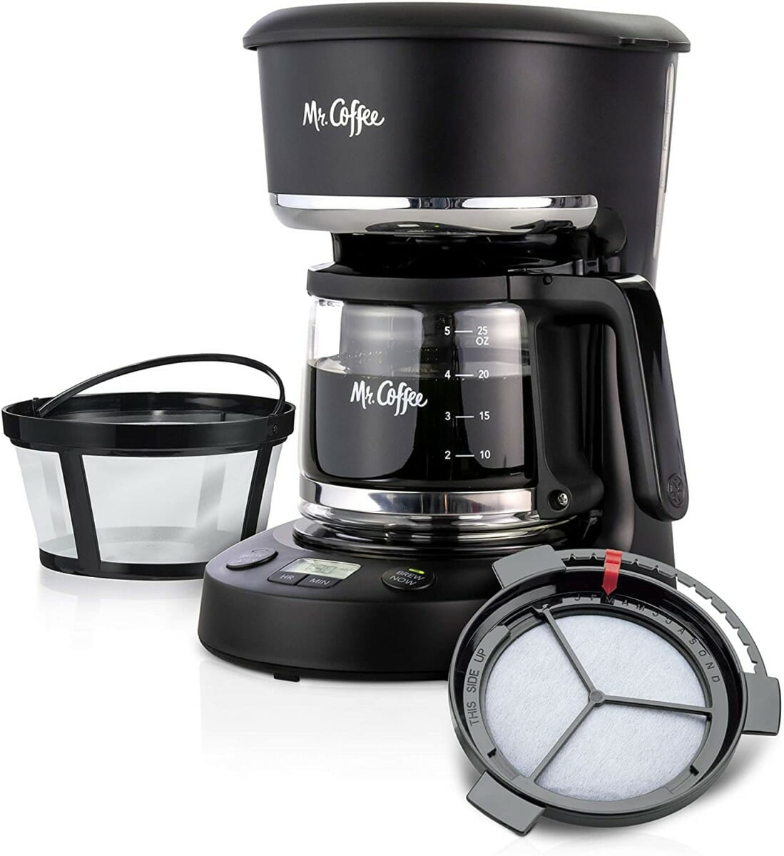 Mr. Coffee Five Cup Programmable