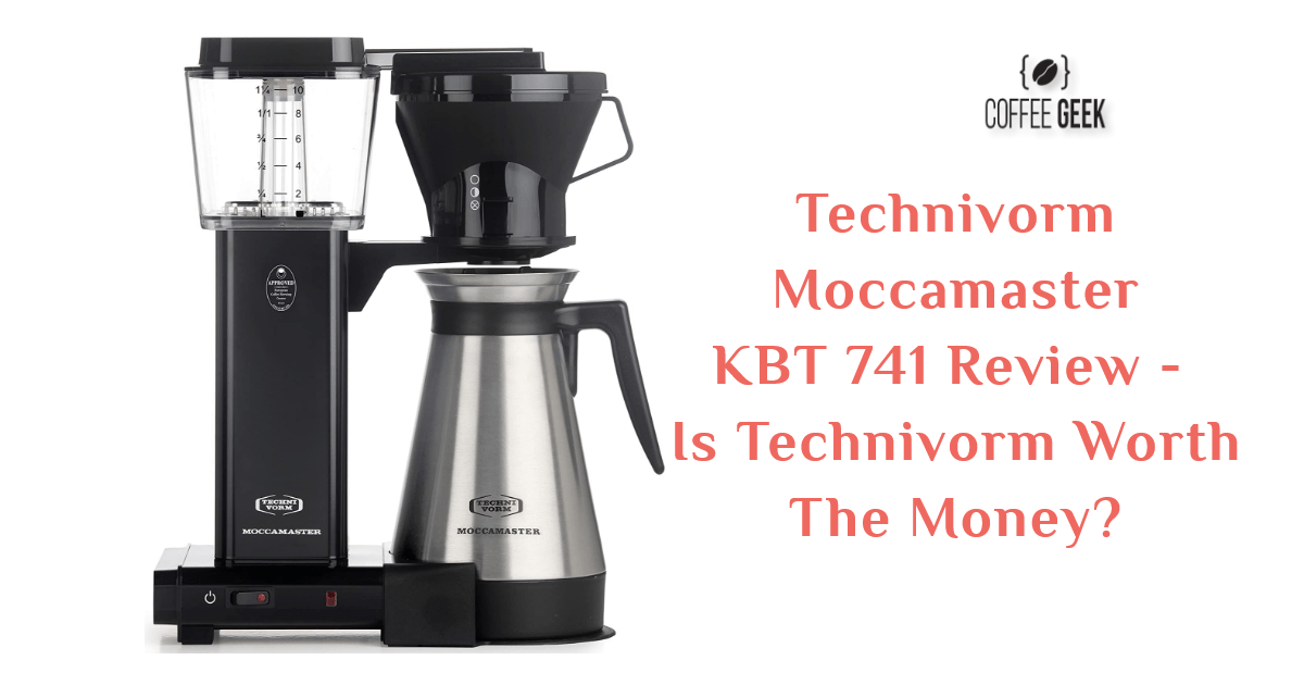Technivorm Moccamaster KBT 741 Review