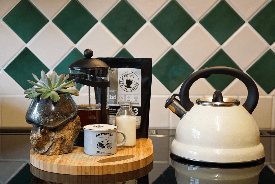 What You Need To Make French Press Coffee