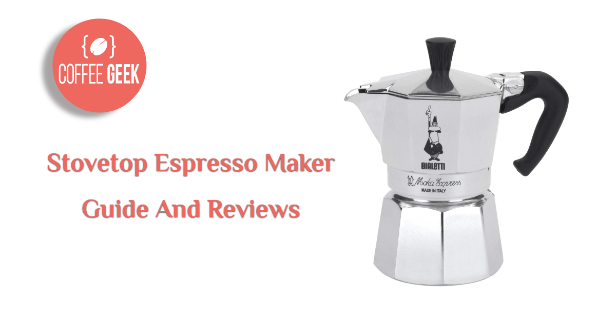 6 Best Moka Pot of 2021: Stovetop Espresso Maker Guide and Reviews