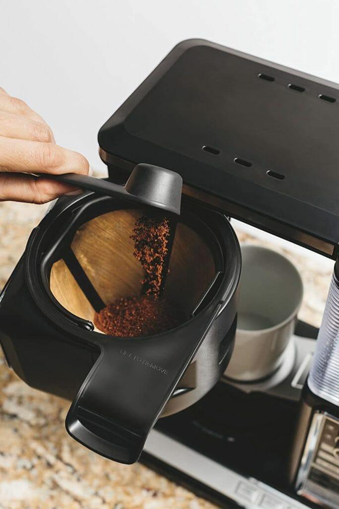 Ninja Coffee Bar filter basket